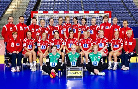 Norge kvinner